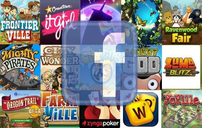 Фото: Facebook розробляє платформу для ігор (gametimereviews.com)