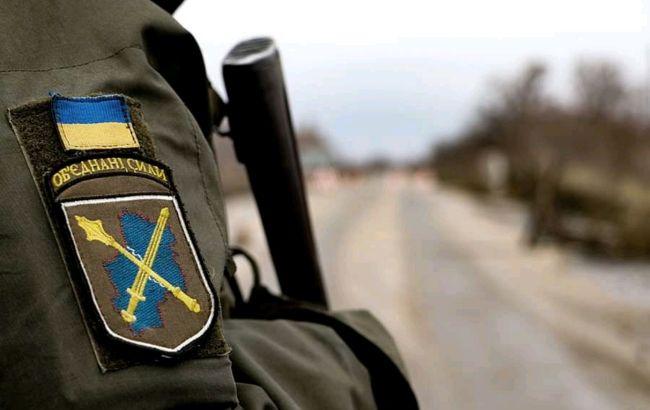 На Донбасі внаслідок мінометного обстрілу загинув військовий