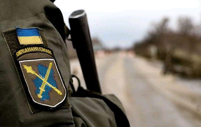 На Донбассе от подрыва на мине погиб военный