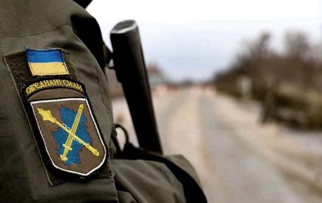 На Донбассе на днях исчез украинский военный. Оккупанты передали его тело