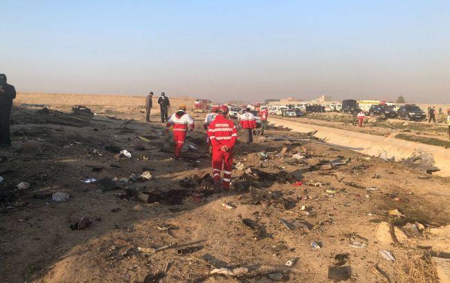 Компания Boeing об авиакатастрофе в Иране: собираем больше информации