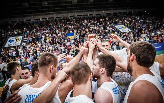 Украина претендует на проведение Евробаскета-2025