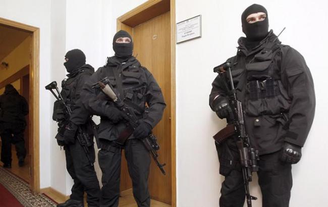 СБУ возбудила дело по факту трансляции телеканалов РФ и ЛНР в Луганской области
