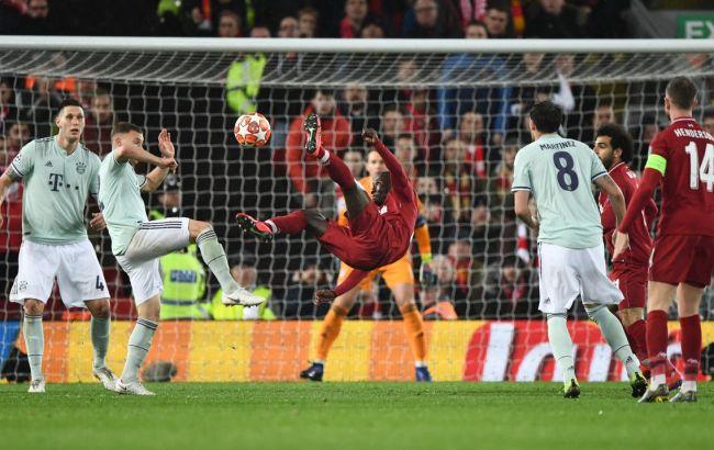 бавария– ливерпуль Image: Ливерпуль сыграл в нулевую ничью с Баварией в домашнем