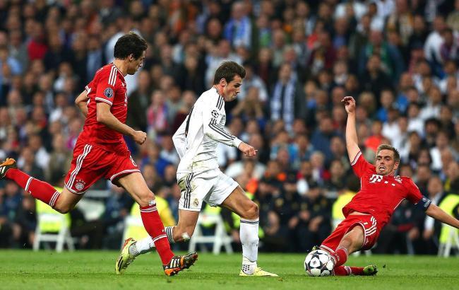 Криштиану Роналду первым вистории футбола забил сто голов веврокубках