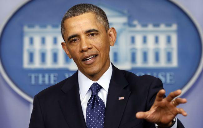 Фото: Барак Обама наполягає на посиленні підтримки України
