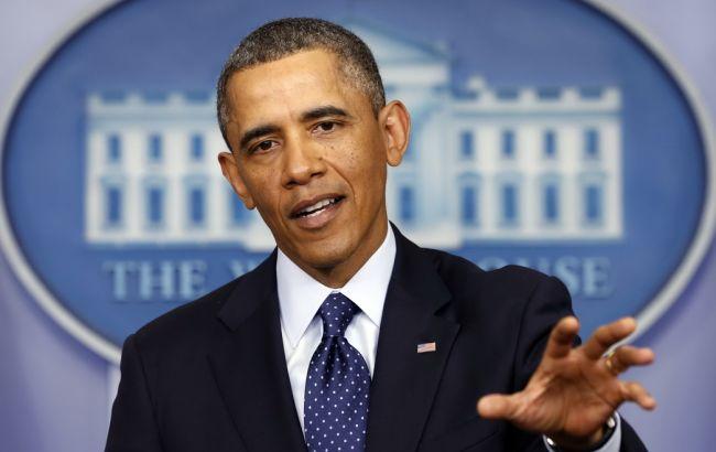 Фото: Барак Обама обіцяє направити 1 тис. військових у Польщу