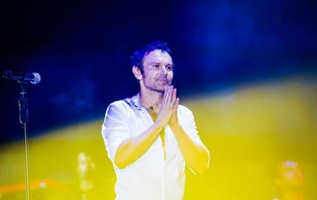 На концерте ко Дню Киева выступит Святослав Вакарчук