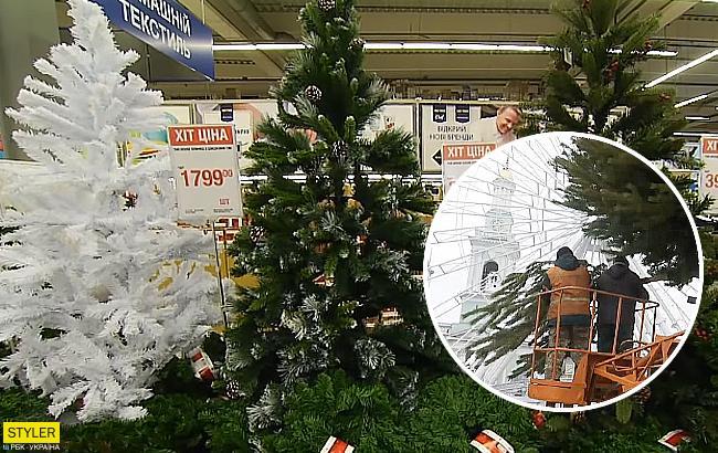Искусственная или живая: какую елку выбрать на Новый год 2019