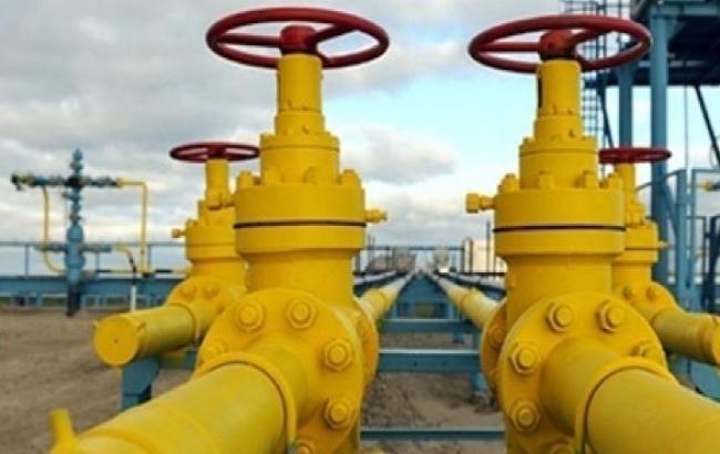 Количество газа в ПХГ Украины сократилось на 0,79% - до 10,979 млрд куб. м