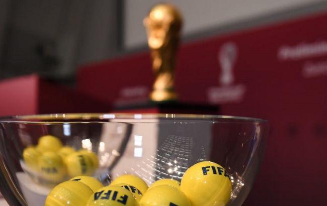 УЄФА затвердив другий кошик для України при жеребкуванні відбору на ЧС-2022
