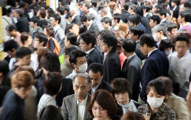 Фото: Японія розпочала кампанію по запобіганню самогубств