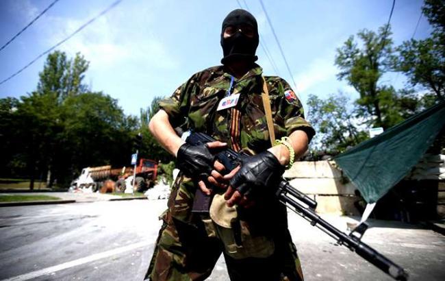 Фото: боевики ДНР/ЛНР