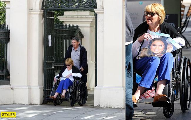 Не пустили: сестра Меган Маркл пыталась попасть в Кенсингтонский дворец