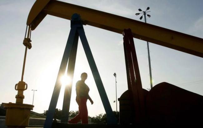 Стоимость барреля нефти Brent упала ниже 60 долл