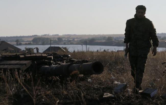 Бойовики за добу 70 раз обстріляли позиції сил АТО, - штаб