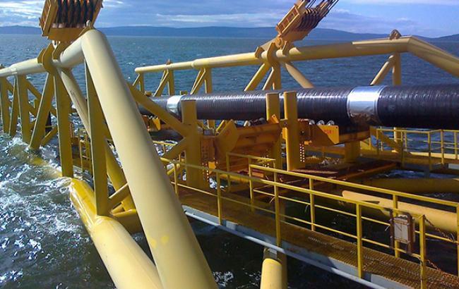"""Морська ділянка """"Південного потоку"""" знаходиться у високому ступені готовності до початку будівництва, - """"Газпром"""""""