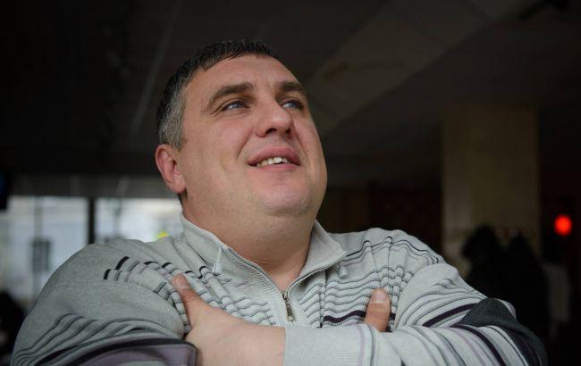 Фото: задержанный в Крыму украинец Евгений Панов