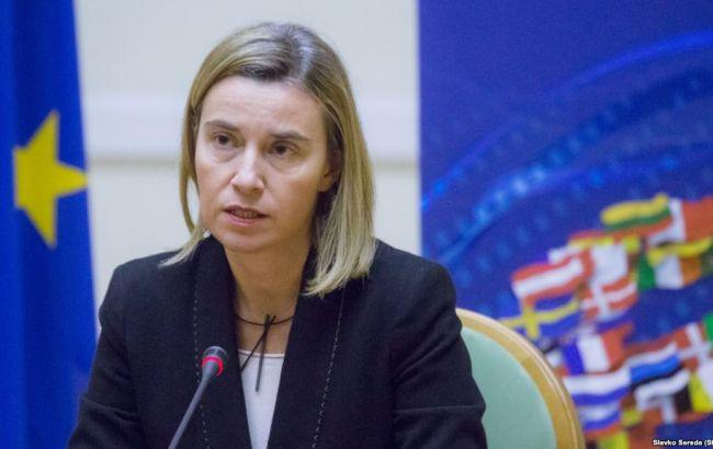 ЕС расширит список санкций против лиц, ответственных за военные действия в Алеппо
