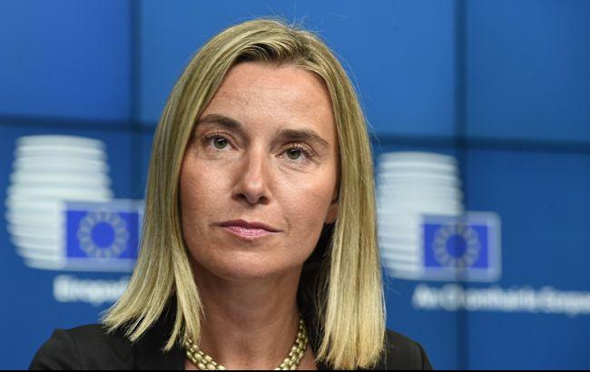 Ситуация вгосударстве Украина будет главным вопросом встречи глав МИД стран ЕС,— Могерини