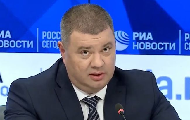 Экс-сотрудник СБУ заявил в Москве о работе на российские спецслужбы