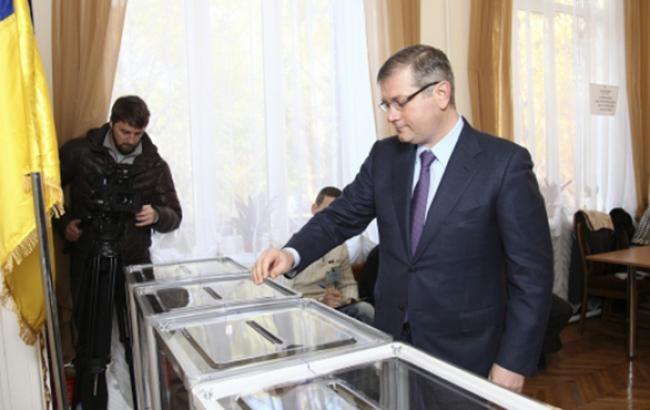 Вилкул: В Днепропетровской области боевики тщетно пытаются запугать избирателей