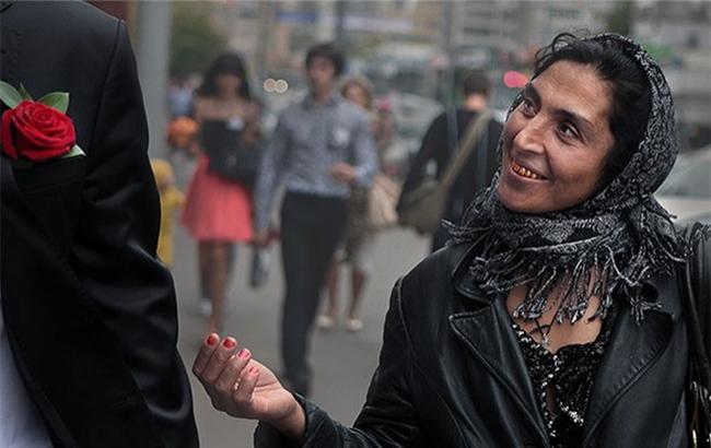 Фото: Цигани на вулиці (cripo.com.ua)