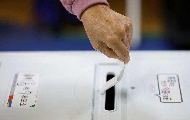 У Південній Кореї почалися вибори президента