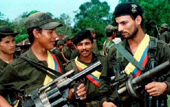 Фото: у Колумбії повстанці готові перейти до цивілізованого протистояння