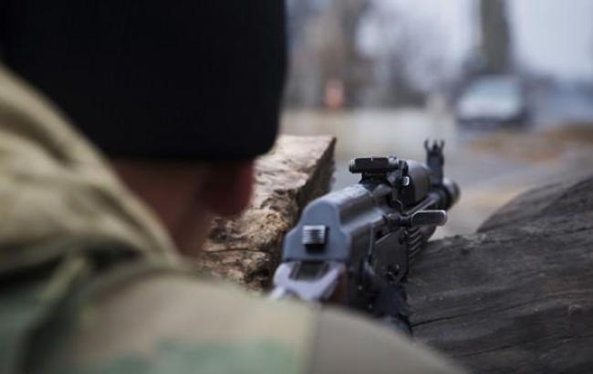 В районі Горлівки бойовики залишили ряд своїх позицій та блокпостів, - ІО