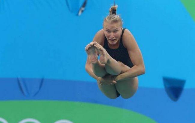 Фото: у півфіналі Олена Федорова показала 8 результат - 321.00
