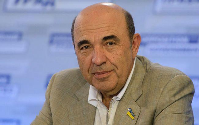Вадим Рабінович: об'єднавши зусилля на парламентських виборах, ми зможемо врятувати країну