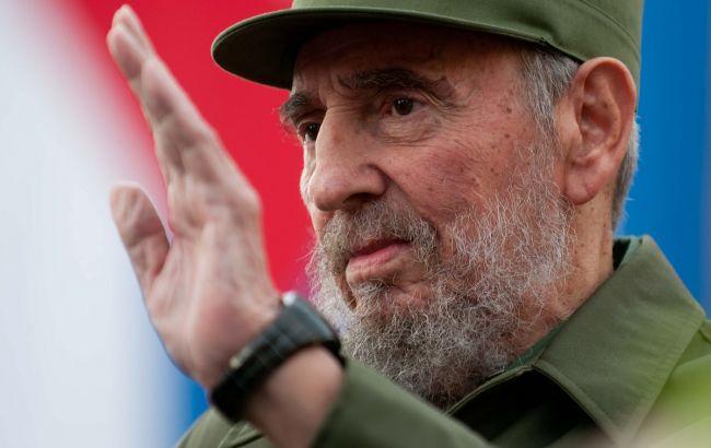 Фото: Обама висловив співчуття у зв'язку зі смертю Кастро