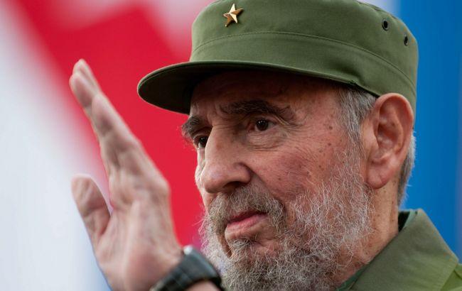 Фото: Фіделя Кастро поховають 4 грудня