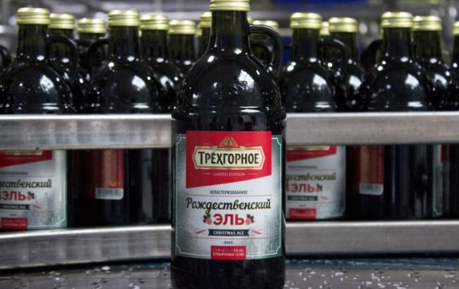 Фото: РФ продолжает экспорт пива в Украину