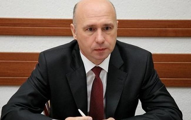 Фото: прем'єр-міністр Молдови Павло Філіп