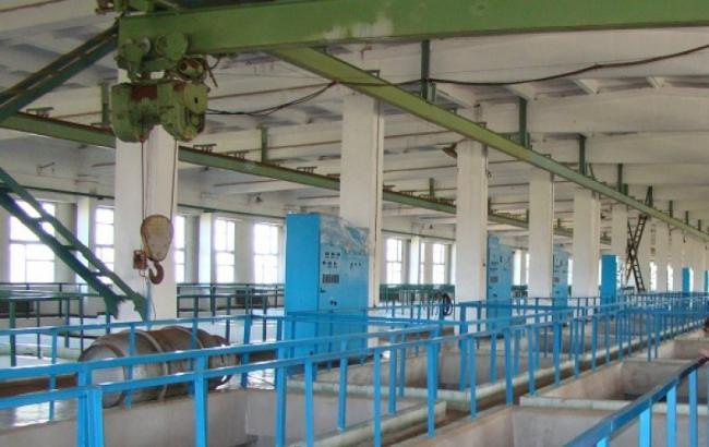 Фото: Донецкая фильтровальной станция снова не работает
