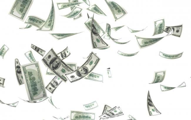 """Курс долара на міжбанку в 11:54 знизився на 1 грн 32 коп - 21,28 грн/дол., - """"ІнтерБізнесКонсалтинг"""""""