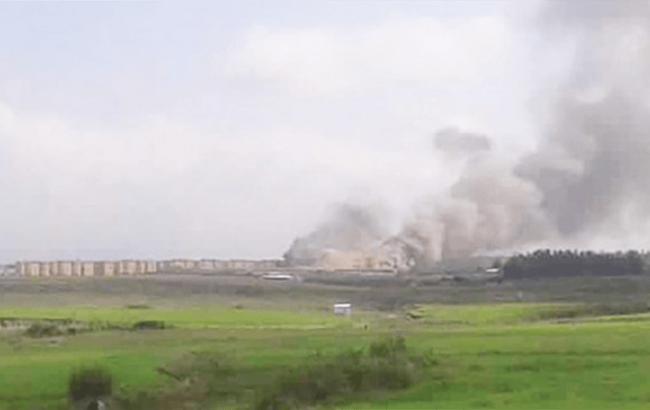 Фото: в Эфиопии сгорела тюрьма с журналистами и оппозиционерами