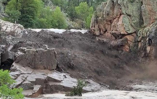 Фото наводнение в США унесло жизни как минимум 9 человек (fl-(twitter.com-air1news))