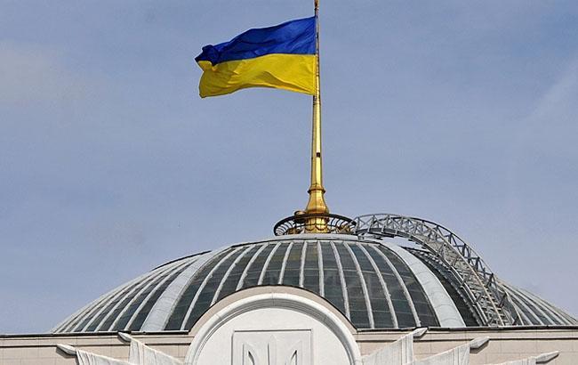 Вхолле Рады закрыли панно «Цветущая социалистическая Украина»