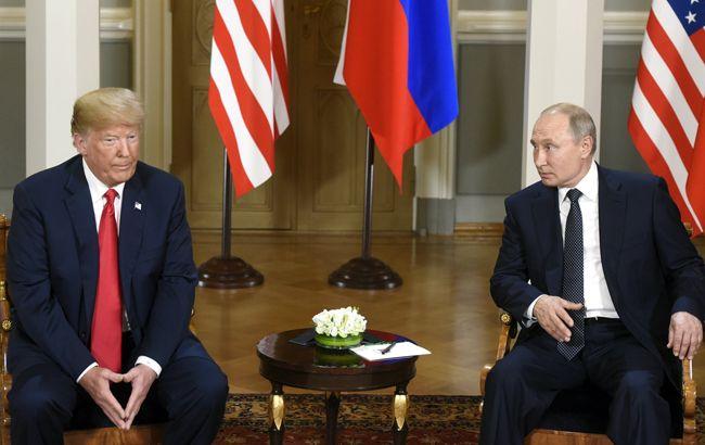 Трамп і Путін обговорили Україну