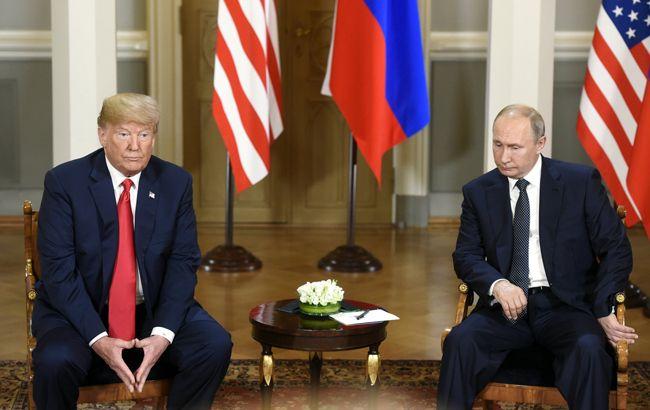 Трамп подтвердил встречу с Путиным