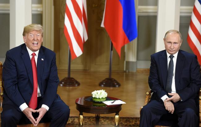 В США конгрессмены раскритиковали риторику Трампа на встрече с Путиным