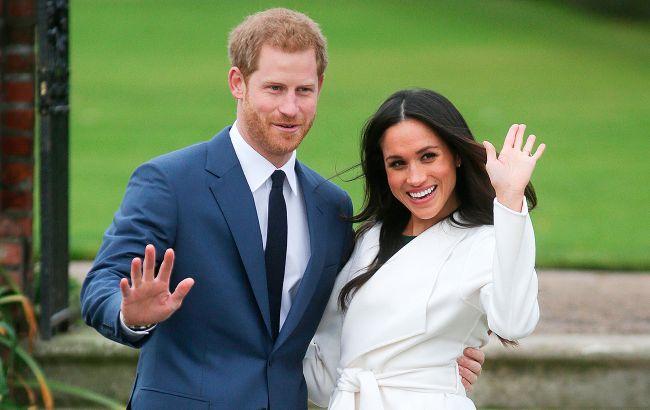 Принца Гаррі і Меган Маркл вперше помітили разом після новини про викидень