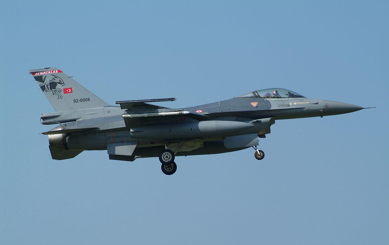 Турция отрицает применение своей авиации в Нагорном Карабахе