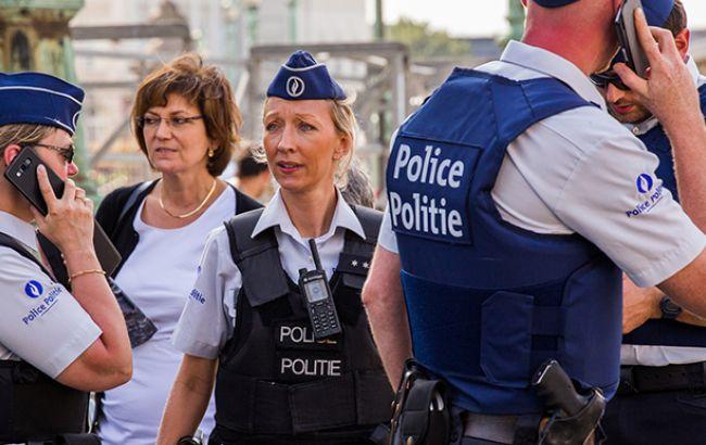 Милиция навсе 100% оцепила один изцентральных кварталов Брюсселя