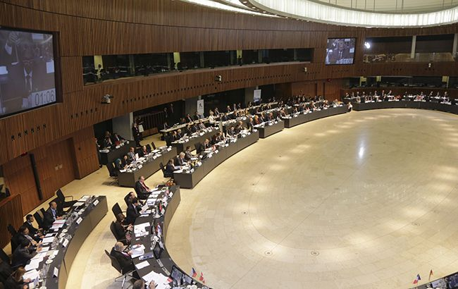 Глави МЗС Євросоюзу обговорять ситуацію в Україні