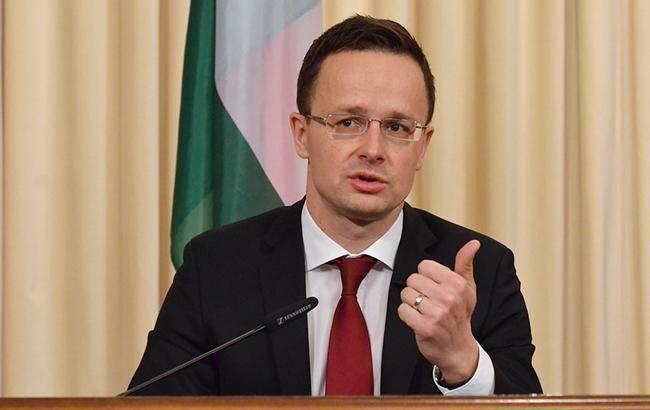 Угорщина продовжує блокувати зближення Києва з альянсом, - Сійярто
