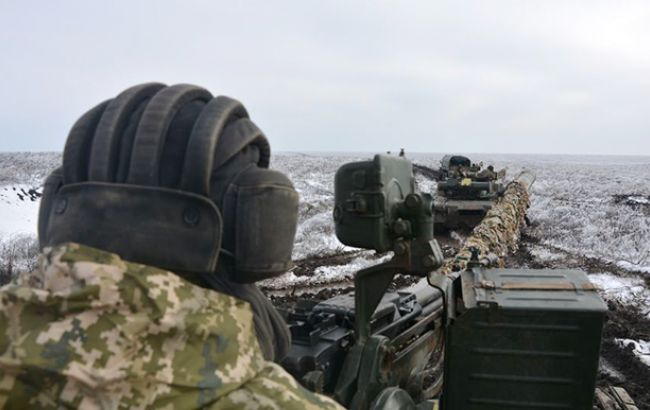 На Донбасі бойовики за добу чотири рази порушили режим перемир